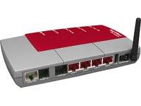Net WLAN Router AVM FRITZ!Box FON 7170 (54/4P) Kat:Netzwerk & Kommunikation Wireless LAN Router
