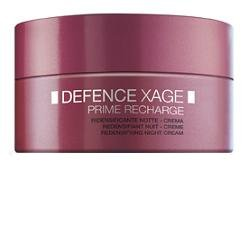 Bionike Defence Xage prime Recharge ridensificante notte 50ml