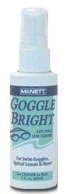 Mcnett Goggle Bright Anti Fog Spray for Swim Goggles