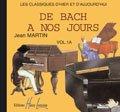 LEMOINE HERVE C. / POUILLARD J. - DE BACH À NOS JOURS VOL.1A - PIANO - CD SEUL Classical sheets Piano