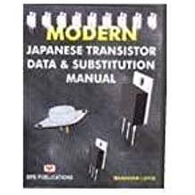 Modern Japanese Transistor Data and Substitution Manual