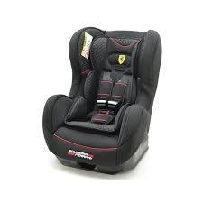 Seggiolino auto Ferrari gruppo 0/1