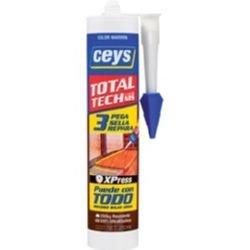 ceys-total-tech-adhesivo-cartucho-290-ml-color-marron