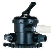 Sandy 5 Sandfilteranlage Sandfilter 6m²/h mit Speck Pumpe Filter Pool - 2