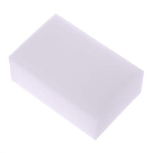 Fysless 1 Stück Frühjahrsputz Schwamm-Nano Magic Eraser, Melamin-Schaum-Reiniger entfernen Multifunktions-Scheuerschwamm für Küche Rub Pot Rostfocal Stains