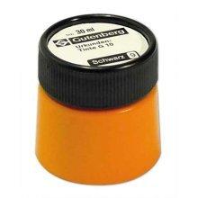 Preisvergleich Produktbild GUTENBERG 10102 Urkundentinte - 30 ml, schwarz