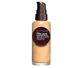 Maybelline Pure Liquid Mineral Foundation - 021 Nude