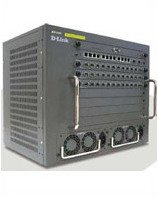 D-Link DES-6500 Switch Chassis 8slot Layer3 -