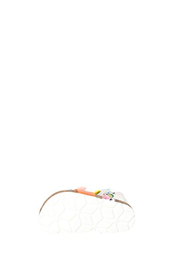 Grunland SB0565-70 Sandale Fille Vernis Bariolé Multicolore - Bunt