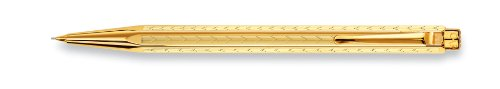 caran-d-ache-chevron-druckbleistift-07-mm-vergoldet