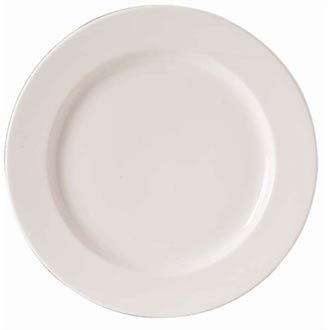 Royal Porcelaine Cg231 Maxadura Advantage Assiette, Blanc (lot de 12)