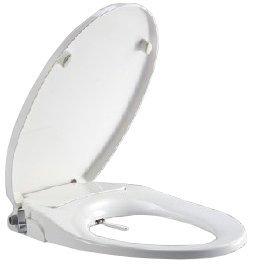 WC-Sitz mit integriertem Bidet CG108 - mit Reinigungsfunktion für Damen - für optimale Intimpflege
