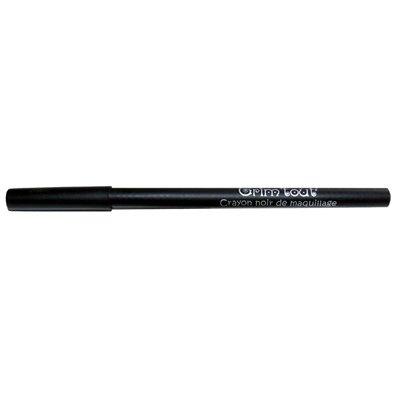 Crayon de maquillage noir Grim Tout sans parabène