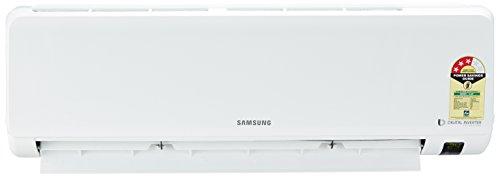 Samsung AR18MV3HLWK Inverter Split AC (1.5 Ton, Inverter,White,Aluminium)