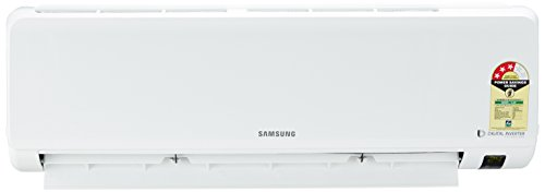 Samsung 1.5 Ton 3 Star Inverter Split AC (Alloy, AR18MV3HLWK,...