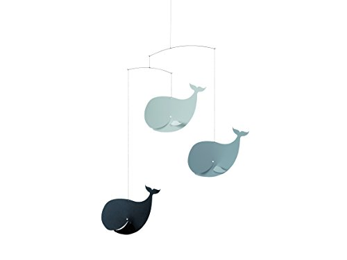 Flensted Mobiles - Happy Whales