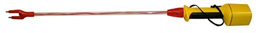 Kerbl 11261 Viehtreiber AniShock Pro, 96 cm, gelb