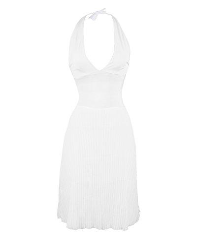 Female White UK Dress 12-14 Smiffys Marilyn Monroe Classic Costume