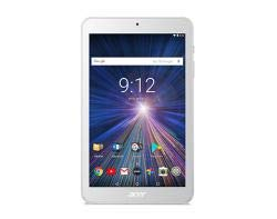 Acer Iconia One 8 B1-870 Tablet (MediaTek 8167 Cortex A35 1.3GHz Processor, 1 GB RAM, 16GB eMMC, 8 inch Display, Android 7.0, White)