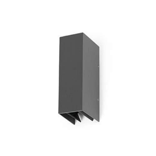 Faro 70634 - BLIND Lampe applique gris foncé