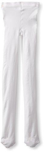 Kostüm Jazz Dance White - Capezio Mädchen Tight Ultra Soft - Weiß - Einheitsgröße