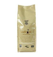 GEPA Milano Bio Café Crema Si - ganze Bohne - 1 Karton (4 x 1000g) Fair Trade Kaffee