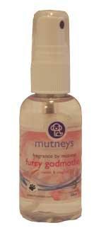 Mutneys Professional Pet Care Furry Godmother Dog Fragrance Spray, 50 ml from Mutneys Professional Pet Care Ltd