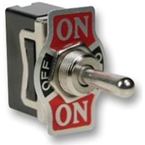 TOGGLE SWITCH, SPDT ON-OFF-ON BPSCA JS-510CLC - SW03350 Di Best