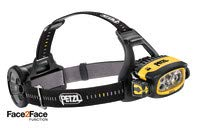Petzl Duo S Stirnlampen Black One Size