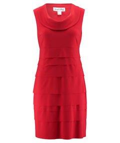 Joseph Ribkoff Women's Pencil Dress red original