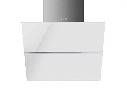 Smeg KCV60BE Kopffrei Wand Dunstabzugshaube Weiß Kaminesse Lüfter Küche 60cm