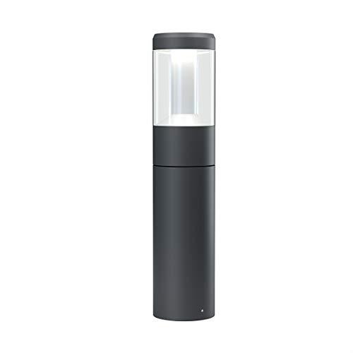 OSRAM Smart+ LED Gartenleuchte, ZigBee, dimmbar, warmweiß bis tageslicht, RGB Farbwechsel, Direkt kompatibel mit Echo Plus und Echo Show (2. Gen.), Kompatibel mit Philips Hue Bridge