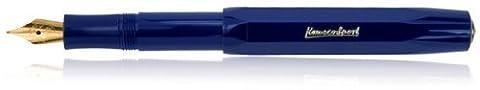 Kaweco Classic Sport Blue Fine Point Fountain Pen - KWCF-BL-F by Kaweco Pens