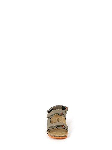 GRUNLAND JUNIOR SB0817 MARI SANDALO BAMB. S. TORTORA-ARANCIO