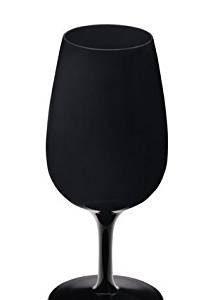 Verre à vin INAO noir 22 Cl ( Boite de 6 verres)
