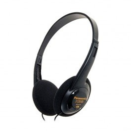 Panasonic Headphones RP-HT6E-K (Black)