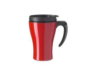 Rosti Mepal, Mug isotermico con chiusura automatica, colore: