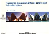 Descargar Libro Cuadernos de Procedimientos de Construcción. Instalación de Obras de Alberto Domingo Cabo