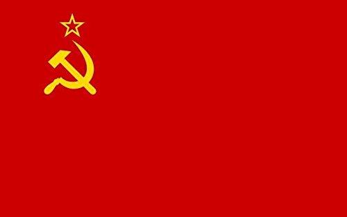 U24 Fahne Flagge UdSSR Bootsflagge Premiumqualität 20 x 30 cm