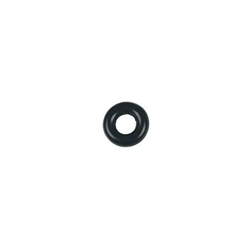 Saeco 12001614 ORIGINAL Dichtung Dichtring O-Ring 2012 6mmØ Schwarz für Ventilkörper z.T. BLACK...