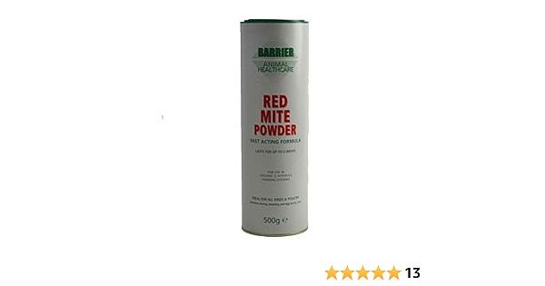 500 g Barrier Animal Healthcare Red Mite Powder Misc. by Barrier Animal Healthcare
