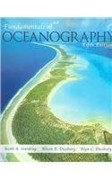 Fundamentals Of Oceanography by Keith A. Sverdrup (2004-12-01)