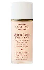 Clarins Renew-plus Body Serum Beauty Treatment, 4.2-Ounce by Clarins