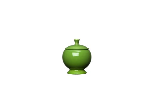 Fiesta Individual Covered Sugar Dish, 9-Ounce, Shamrock by Homer Laughlin (Fiesta Shamrock Geschirr)