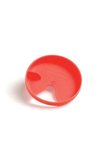 Nalgene Kunststoffflaschen 'Sipper' Flascheneinsatz, Rot, 5,3 cm (Weithals-einsätze)