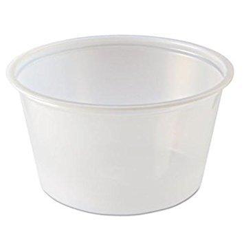 4Oz Teil Cups ohne Deckel (200Stück) (In 4 Cups Oz)