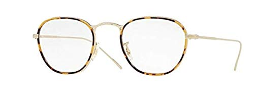 Oliver Peoples Brillen EOIN OV 1237J SOFT GOLD/CORAL WASH Herrenbrillen
