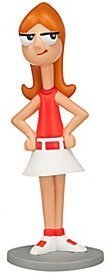 Disney Phineas and Ferb Exclusive 3.5 Inch PVC Figure Candace by Disney