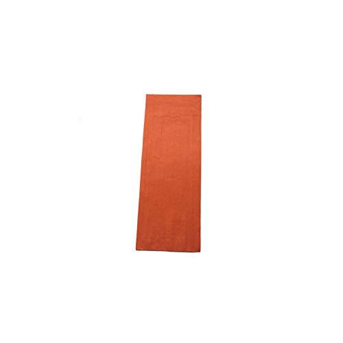 Archiba 5 Blatt 25 * 35cm Partydekoration Seidenpapier Quasten Garland-Band-Hochzeit Vorhang Bunting Partei DIY, orange (Halloween Tür-kränze Diy)