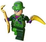 ie Riddler Minifiguren (Riddler Hat)
